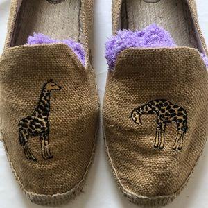 Soludos Giraffe Espadrilles